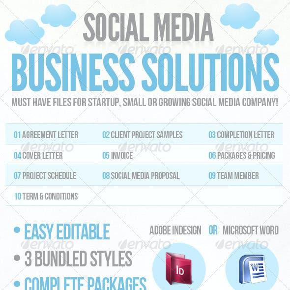 Social Media Business Solution