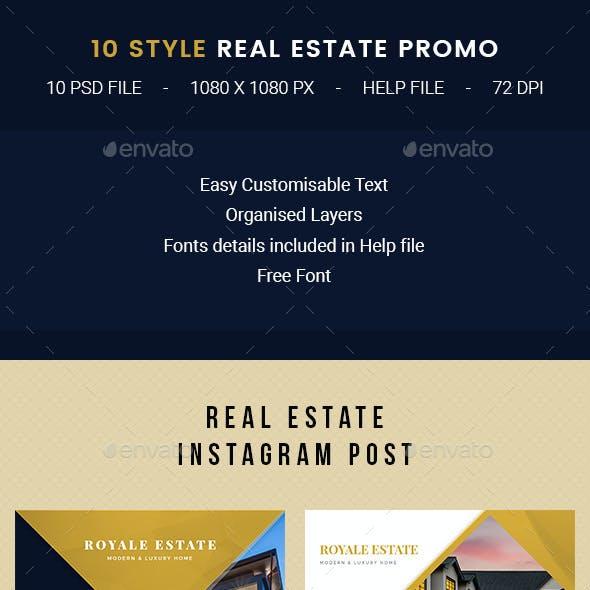 10 Instagram Real Estate Post