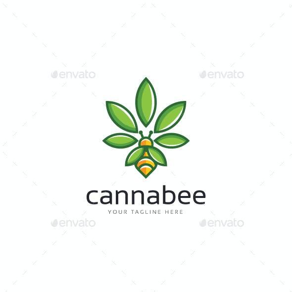 Cannabee Logo