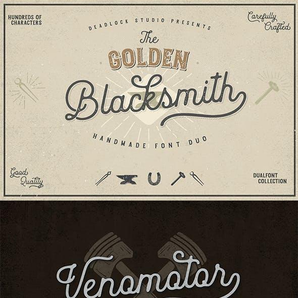 The Golden Blacksmith