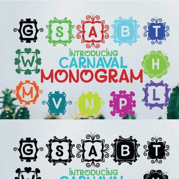 Monograme Carnaval