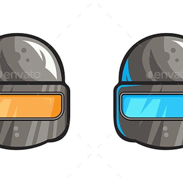 Pubg Style Steel Helmet
