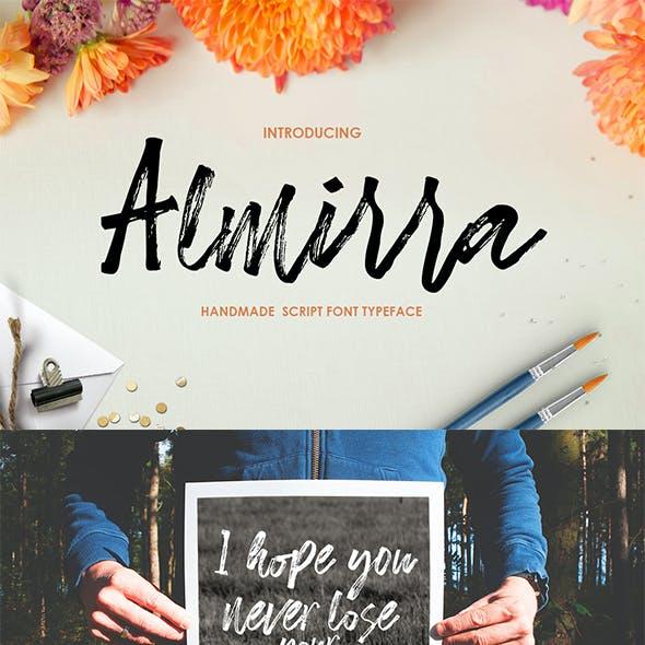 Almirra Script