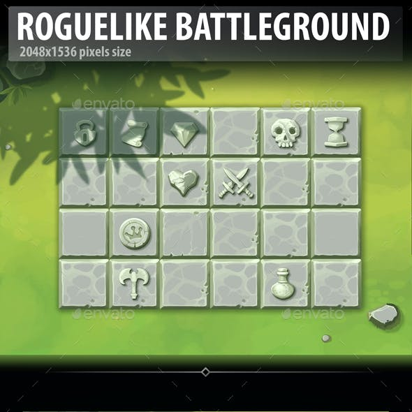 Roguelike Battleground