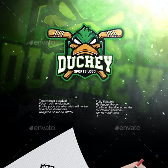 Duckey Sports Logo