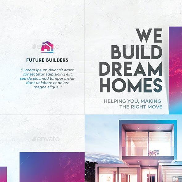 Creative Real Estate Flyer