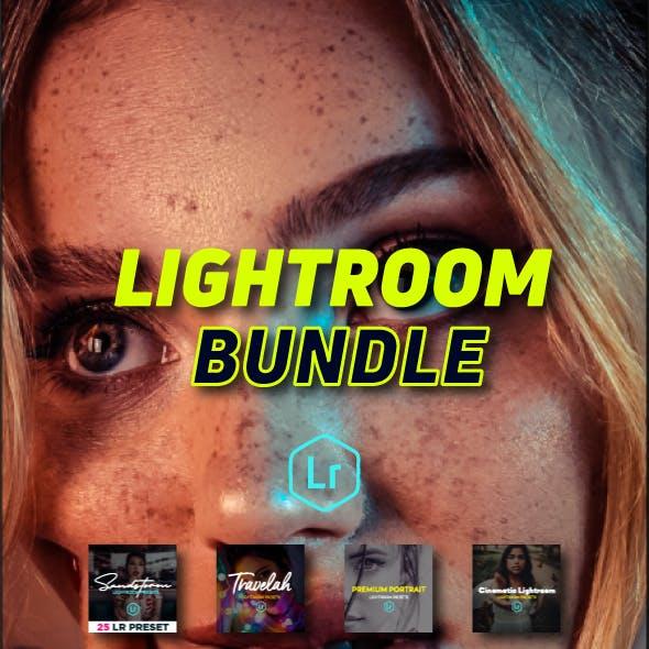 The Pro Lightroom Presets Bundle
