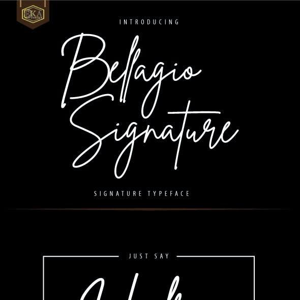 Bellagio Signature