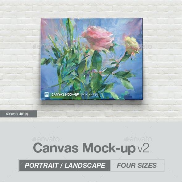 Canvas Mock-up v2