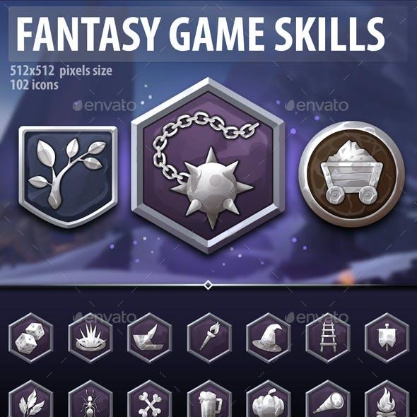 Fantasy Game Skills