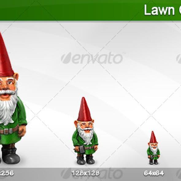 3D Gnome Icon