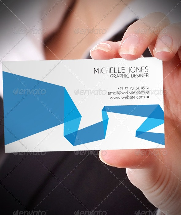 DOX Business Card - Corporate Business Cards