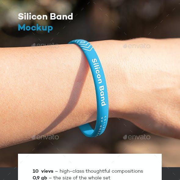 Silicon Band Mock-up