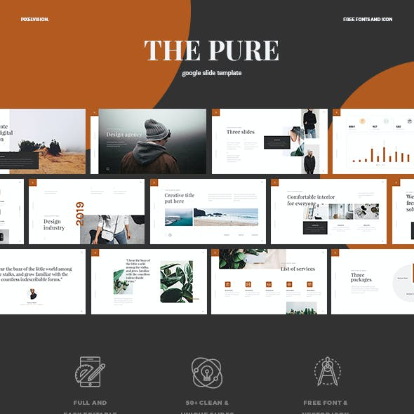 Clean Powerpoint Presentation by pixel_vision
