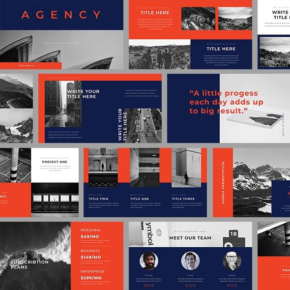 Agency Keynote