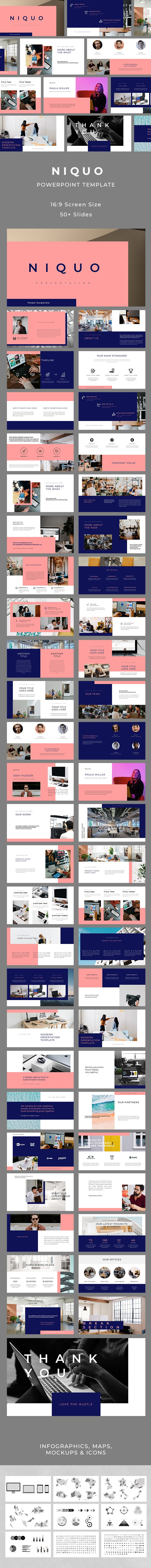 Niquo PowerPoint - Business PowerPoint Templates