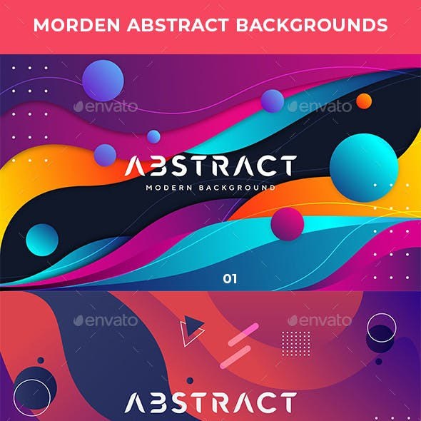 Modern Abstract Backgrounds