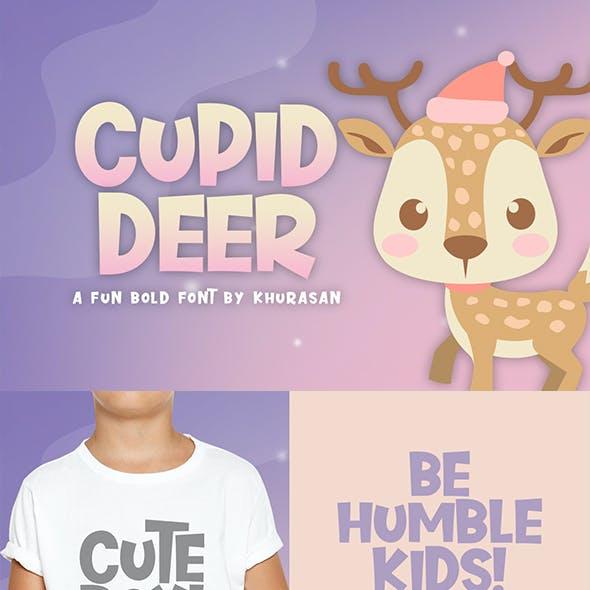 Cupid Deer