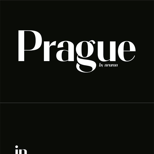 Prague Elegant Modern Display Font