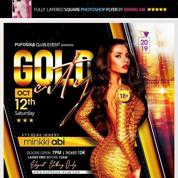 Gold City Flyer