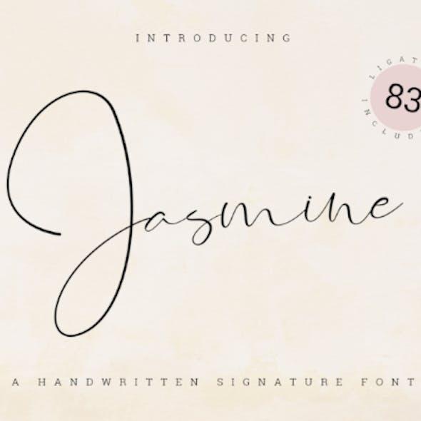 Jasmine Signature