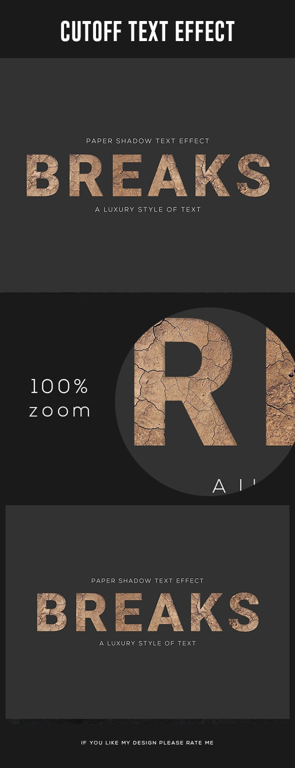 Dust Text Effect - Text Effects Styles