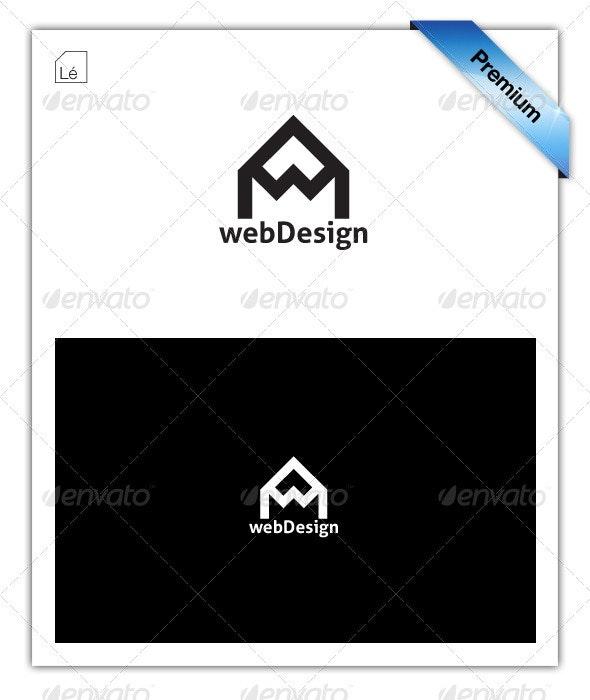 Abstract Pencil Web Design Logo - Symbols Logo Templates