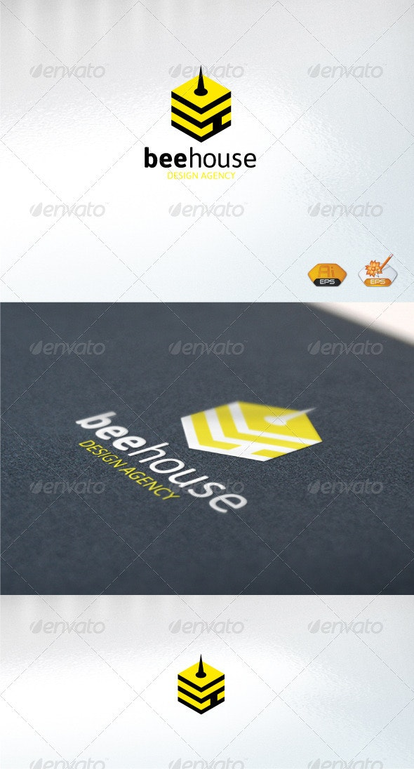 Beehouse - Abstract Logo Templates