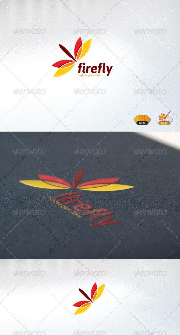 firefly - Abstract Logo Templates