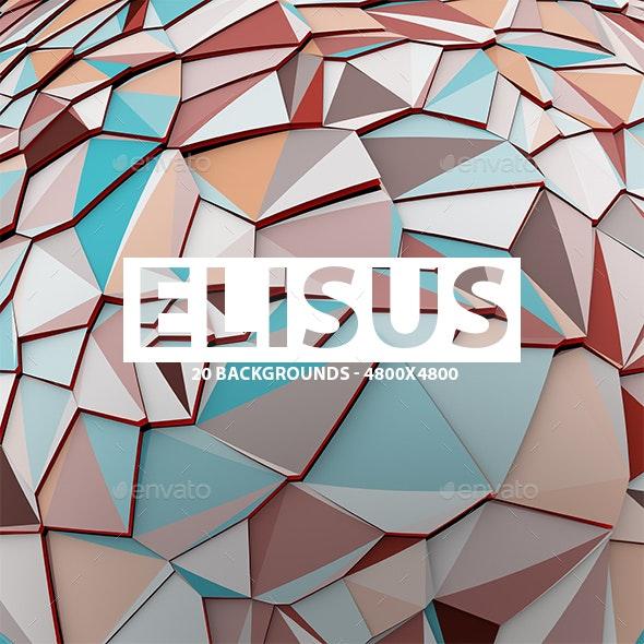 Elisus Background Set - Miscellaneous Backgrounds