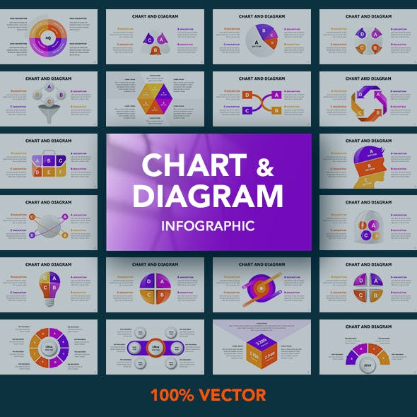 Chart & Diagram Infographic