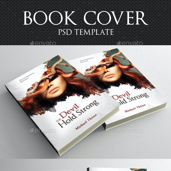 Book Cover Template 62