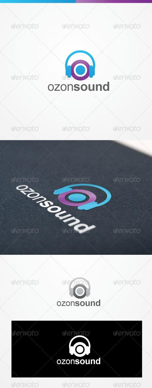 Ozon Sound - Letters Logo Templates