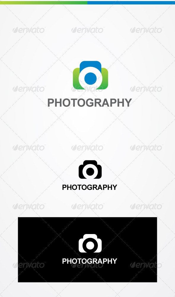 Photography - Objects Logo Templates