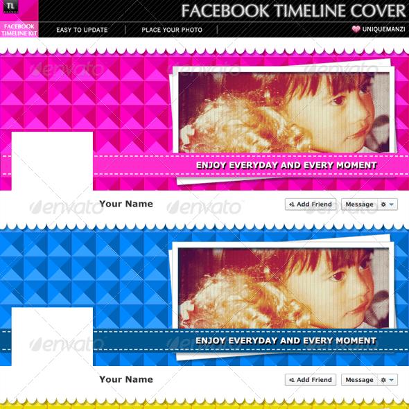 Facebook Timeline Covers - Enjoy Sets