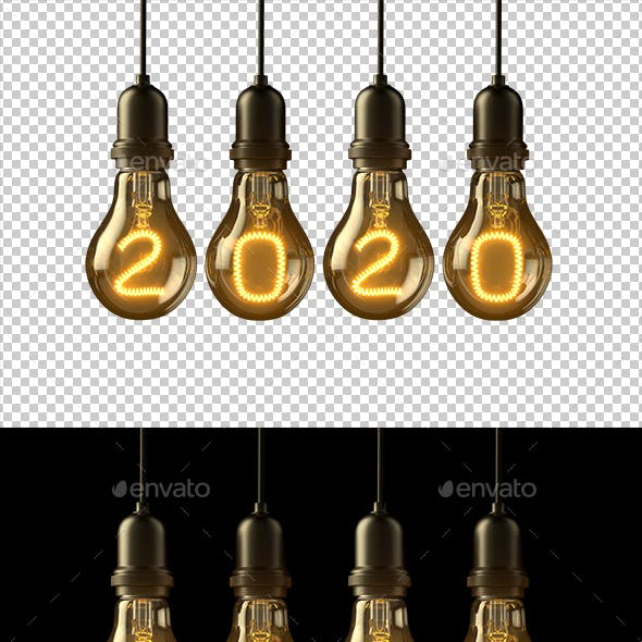 Lamp Retro Light Bulbs
