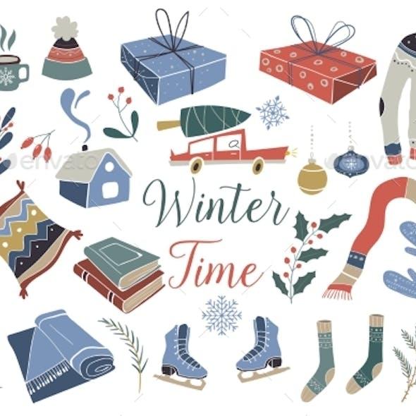 Merry Christmas Collection Scandinavian Christmas