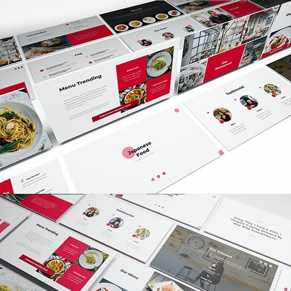 Japanese Presentation Templates From Graphicriver