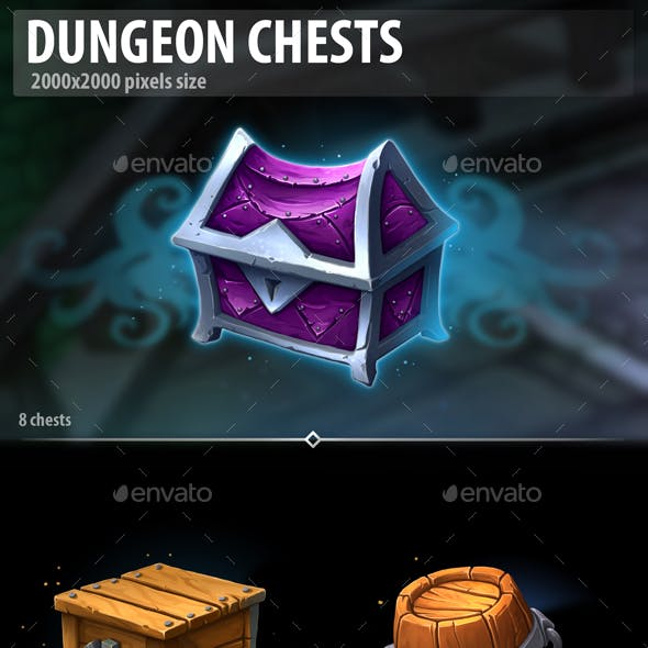 Dungeon Chests