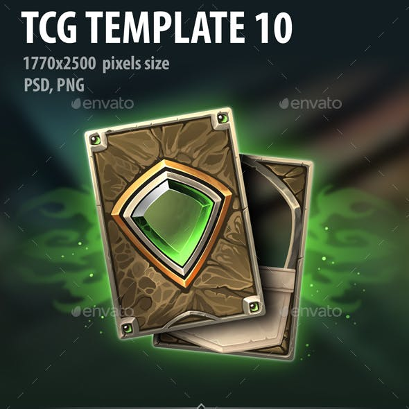 TCG Template 10