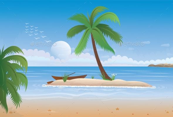 Ocean Scene - Landscapes Nature