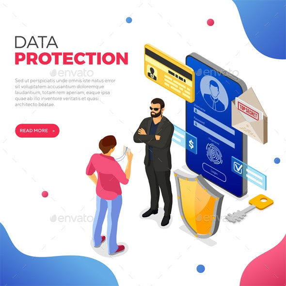 Computer Internet and Personal Data Security - Computers Technology