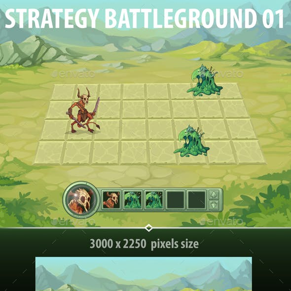 Strategy Battleground 01