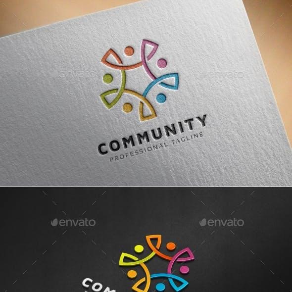 Community Human Logo