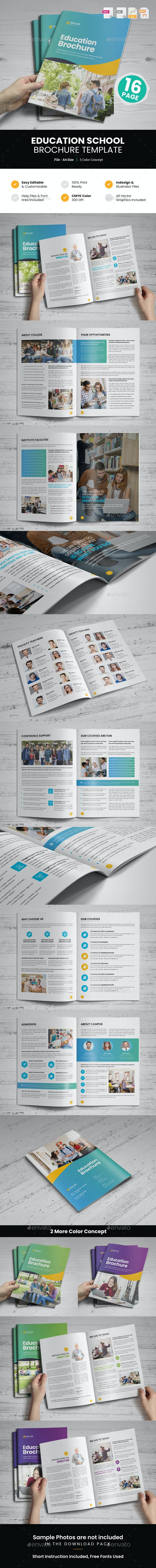 Education Prospectus Brochure v9 - Corporate Brochures
