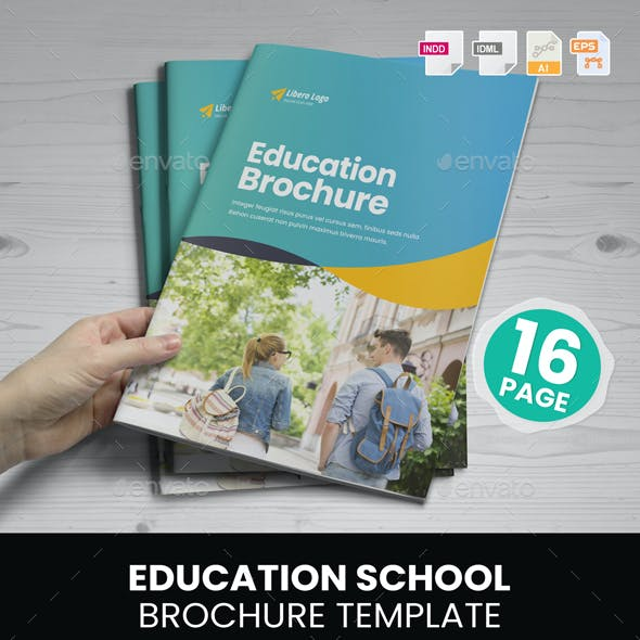 Education Prospectus Brochure v9