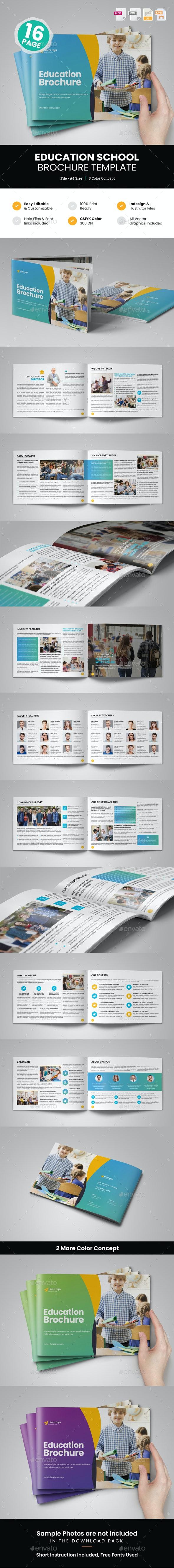 Education Prospectus Brochure v10 - Corporate Brochures