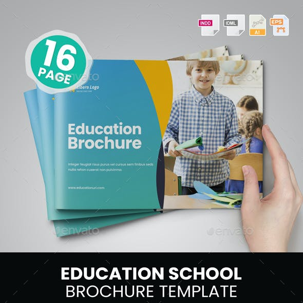 Education Prospectus Brochure v10