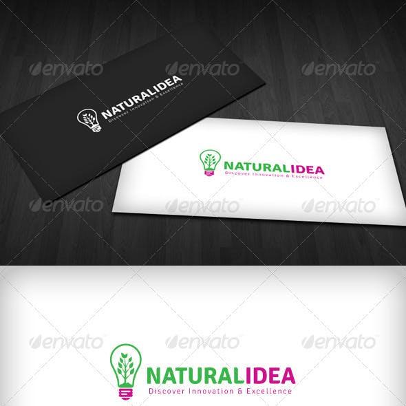 Natural Idea Logo
