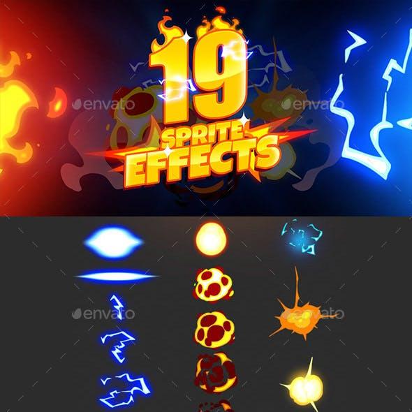 19 Sprite Effects